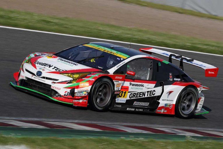 スーパーGT | 31号車TOYOTA PRIUS apr GT スーパーGT第3戦鈴鹿 レースレポート
