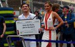 F1 | F1 Topic:モナコを彩ったグリッドメッセージ(1)「さあ、こい!ピエール。君は最高だ!!」