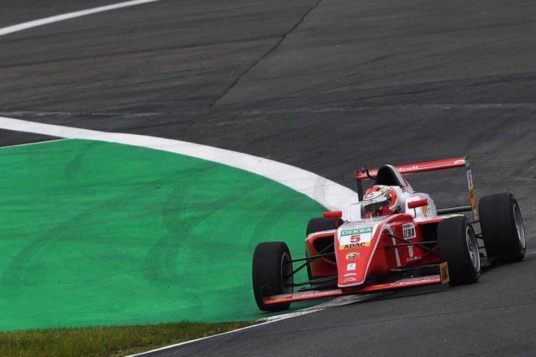 海外レース他 | プレマ・セオドール・レーシング ADAC F4第3戦ラウジッツリンク レースレポート