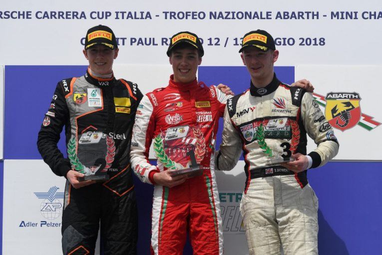 海外レース他 | プレマ・セオドール・レーシング イタリアF4第2戦ル・キャステレ レースポート