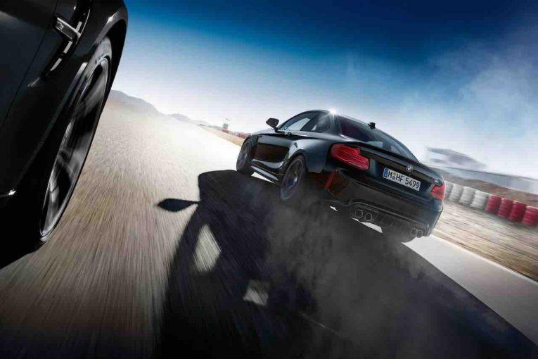クルマ | ブラックがテーマの『BMW M2クーペ Edition Black Shadow』が登場