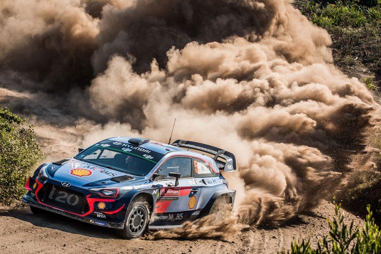 ラリー/WRC | 【動画】2018年WRC世界ラリー選手権第6戦ポルトガル ダイジェスト