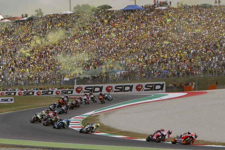MotoGP | MotoGPイタリアGPプレビュー:350キロ越えのロングストレート。ドゥカティはマルケスの連勝を止められるか?