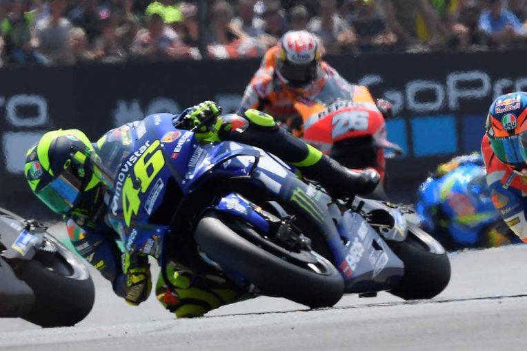 MotoGP | MotoGP:ロッシ、前戦で表彰台を獲得し「リラックスした気分でムジェロに臨める」