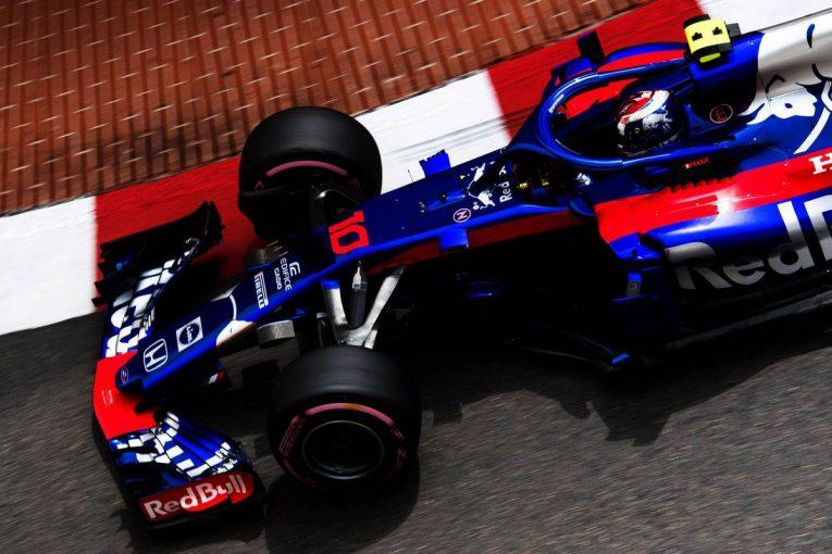 F1   トロロッソ・ホンダのエースとして勝負強さを発揮したガスリー【今宮純のF1モナコGP採点】