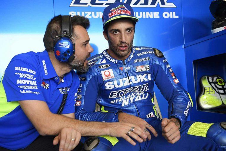 MotoGP   MotoGP:イアンノーネ、2018年限りでスズキを離脱。移籍先は明らかにせず