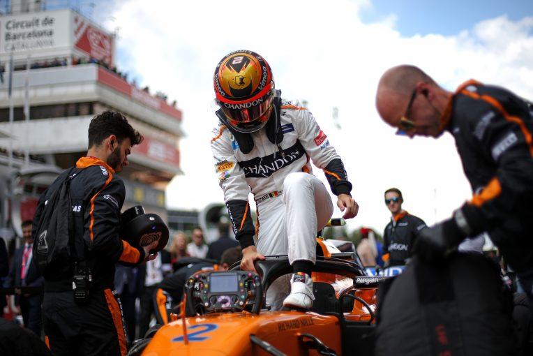 F1 | ルノーF1、バンドーンを2019年のドライバー候補に。「彼の将来に注目している」とアビテブール