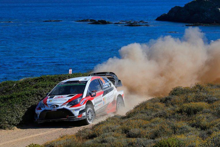 ラリー/WRC | WRC:トヨタ、シリーズ折り返しのイタリア戦へ。オット・タナク「選手権の鍵を握る1戦」