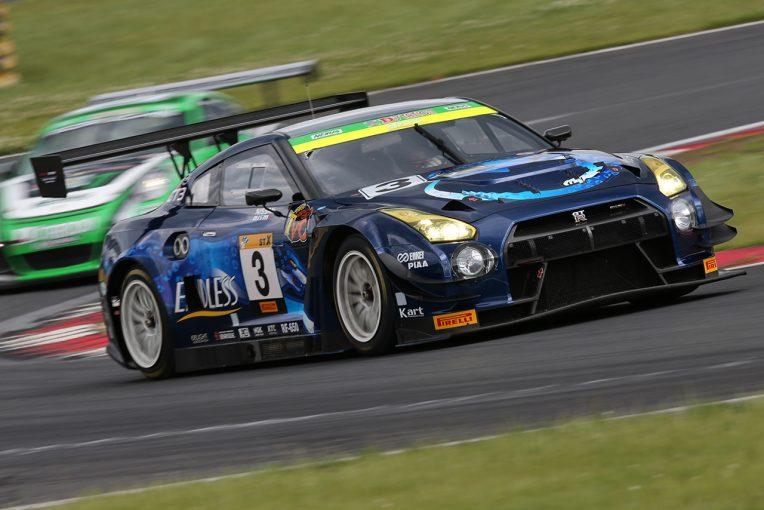 国内レース他 | 富士24時間予選:82号車アウディに10グリッド降格のペナルティ。ENDLESS GT-Rがポール獲得