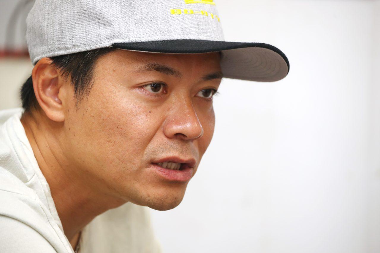 TCRよりかはGT4の方が速いと語る細川慎弥