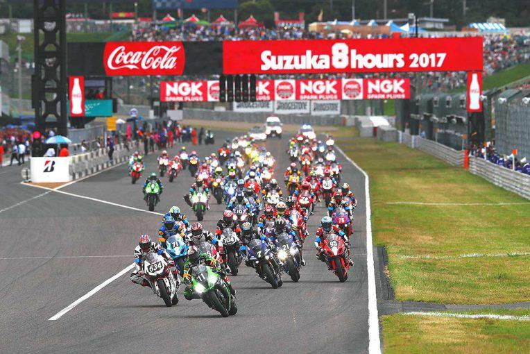 MotoGP | 鈴鹿8耐の出場権保有チームが発表。10年ぶり復活のホンダファクトリー、チームHRCなど並ぶ