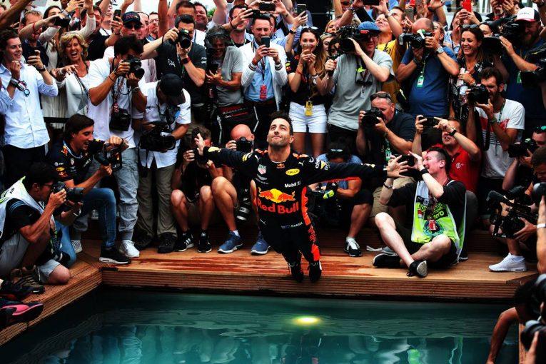 F1 | モナコGPの余韻に浸るリカルド、初優勝の地カナダで再び勝利を狙う