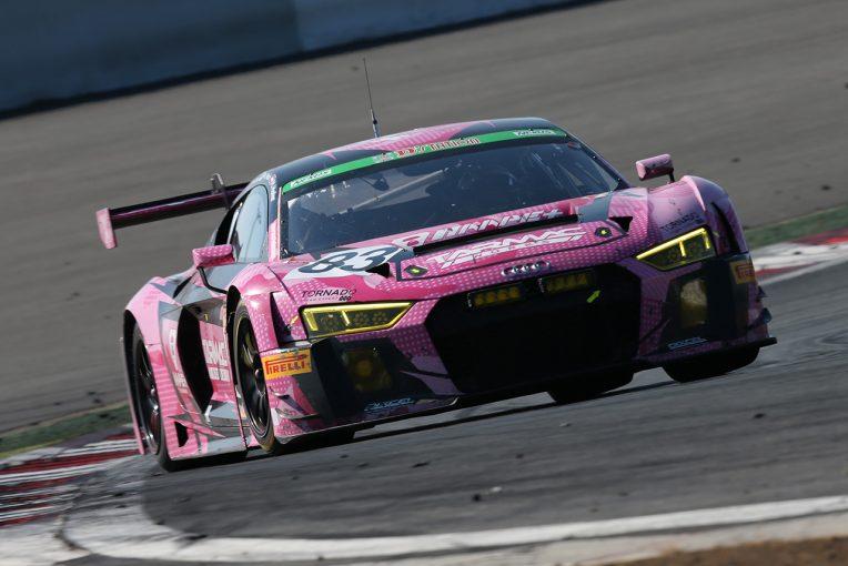 国内レース他 | 富士24時間:ENDLESS GT-Rがまさかのトラブルで首位陥落。83号車アウディが逆転でトップ浮上