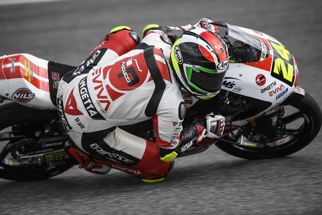 マルティンがポール・トゥ・ウインで3勝目/MotoGPイタリアGP Moto3決勝