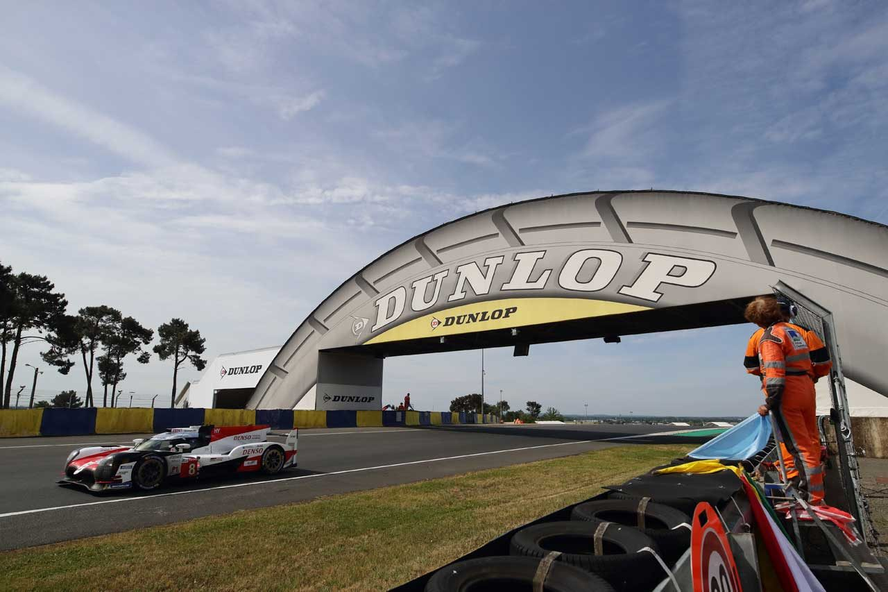 WEC:アロンソ、ル・マンテストデー最速マーク。レベリオンがトヨタの1-2阻む