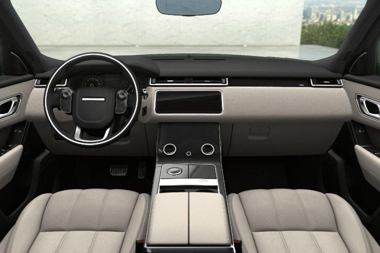 """""""世界で最も美しいSUV""""『レンジローバー・ヴェラール』に、初の特別仕様車"""