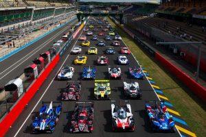 2018年ル・マン24時間レースに参戦する60台のマシン