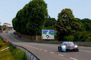 デンプシー-プロトン・レーシングの77号車ポルシェ911 RSR