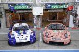 ル・マン/WEC | WEC:ポルシェ、往年の名車を再現。復刻カラーの911 RSRがル・マンに登場