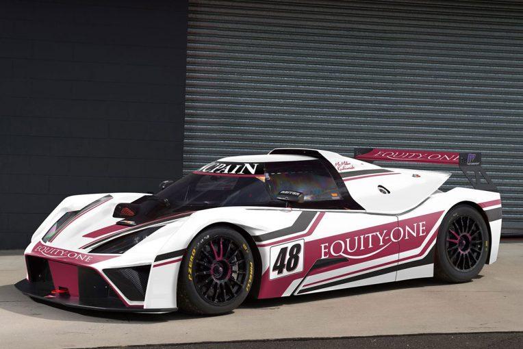エクセドラ/M-モータースポーツがブランパンGTシリーズ・アジアに投入するKTMクロスボウGT4