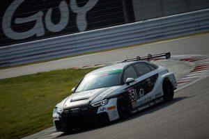 Audi Team Marsの65号車アウディRS3 LMSAudi Team Marsの65号車アウディRS3 LMS