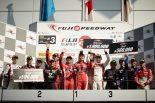 2018スーパー耐久第3戦富士24時間 ST-TCRクラス表彰式