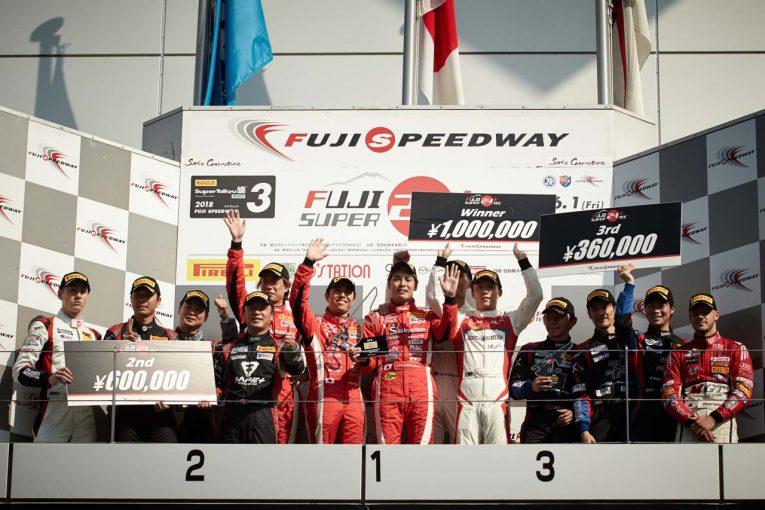 国内レース他 | アウディジャパン スーパー耐久第3戦富士 レースレポート