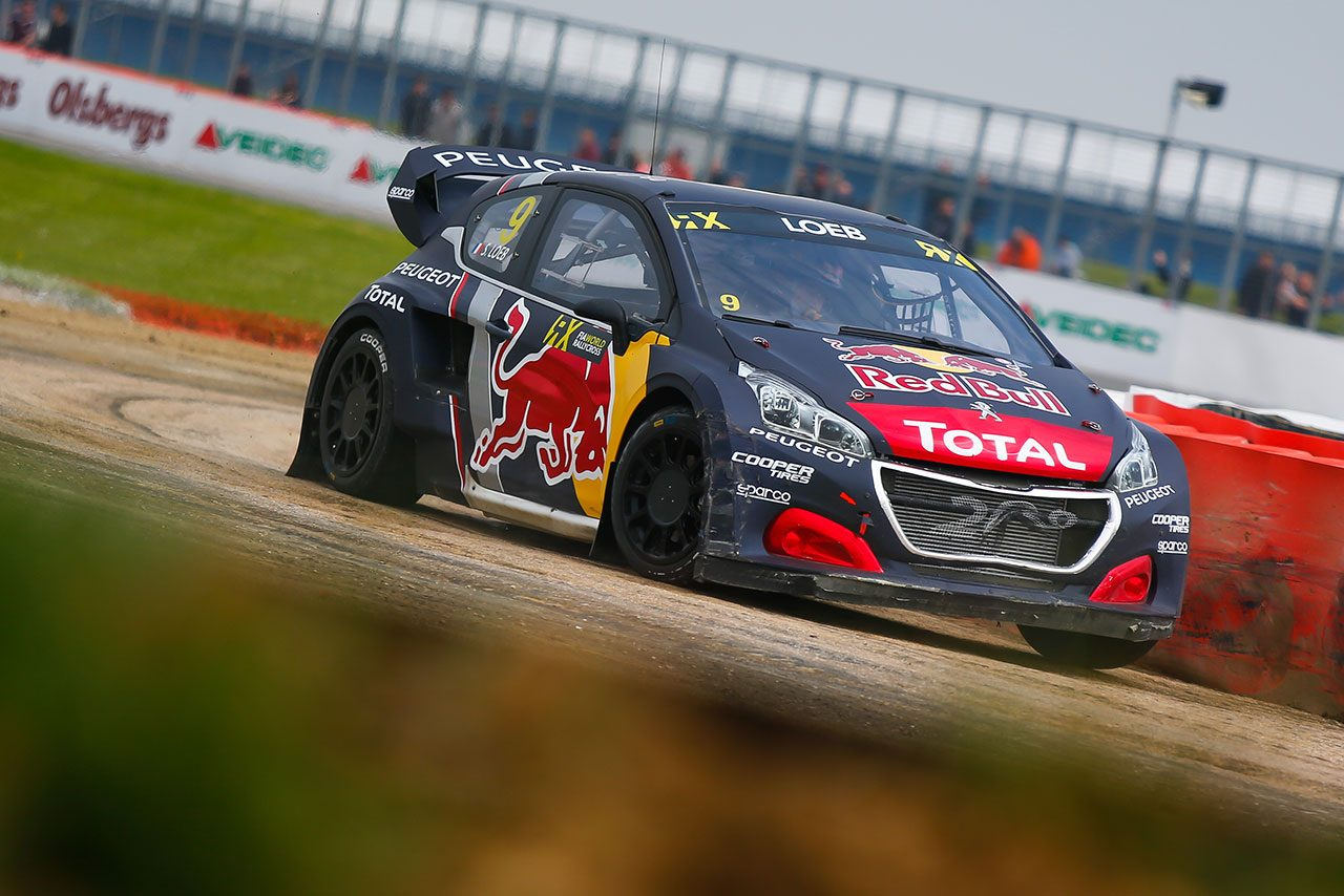 WRC:セバスチャン・ローブ、ミークの後任としてのWRC復帰を否定。「今はラリークロスに集中」