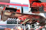 F1 | 【津川哲夫の私的F1メカ】フェラーリSF71Hを裏からスクープ撮影。最新フロントウイング裏事情
