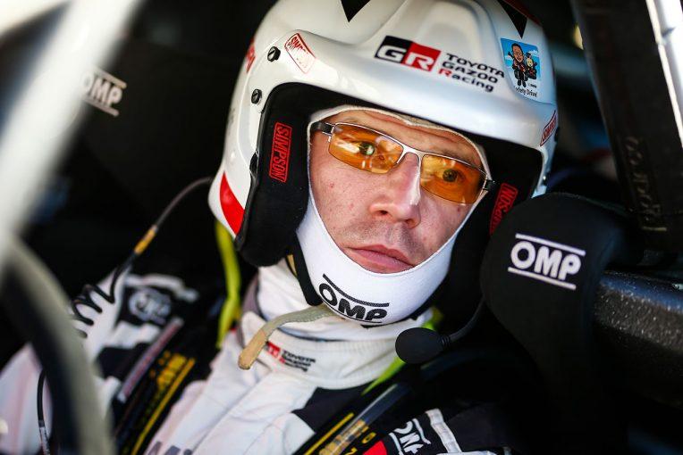 ラリー/WRC | 苦戦続くトヨタのラトバラ「ポジティブな気持ちでサルディニアへ」/WRC第7戦イタリア 事前コメント