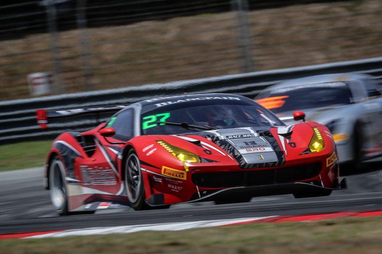 国内レース他 | 鈴鹿10時間:HubAuto Racingがフェラーリワークスドライバーを起用へ