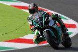 MotoGP第6戦イタリアGPで『エネルジカ・エゴ・コルセ』のデモランを行ったビアッジ