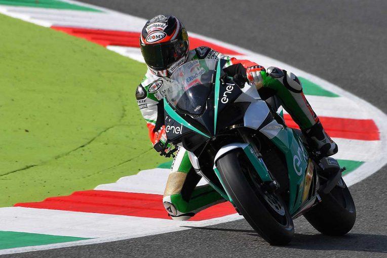 MotoGP   2019年新設の電動バイクレース『MotoE』、レースウイークのスケジュールなどが決定