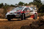 ラリー/WRC | WRCイタリア:第7戦のシェイクダウンはラトバラがトップタイム。トヨタ全車トップ5入り