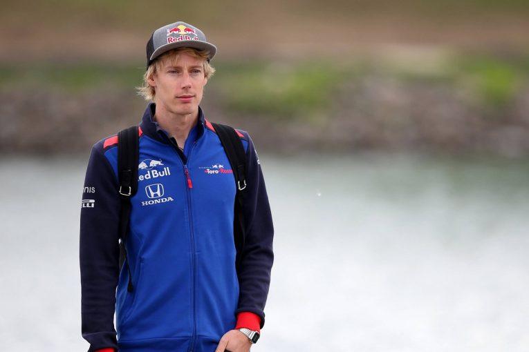 F1 | ハートレー、解雇のうわさを否定「トロロッソとは契約がある。これからもいい仕事をしていきたい」
