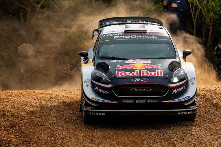 ラリー/WRC | WRC第7戦:シーズン折り返しのイタリア戦開幕。SS1はオジエ最速、トヨタは3台揃ってトップ10