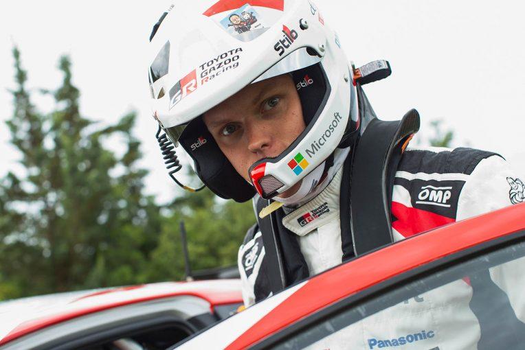 ラリー/WRC | WRC:まれに見る雨予報のラリー・イタリア。トヨタのタナクは「路面が湿っている」ことを期待