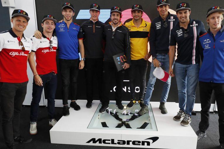 F1 | アロンソ、300戦目のグランプリへ。「まだまだF1への情熱を失っていない」と引退説を一蹴