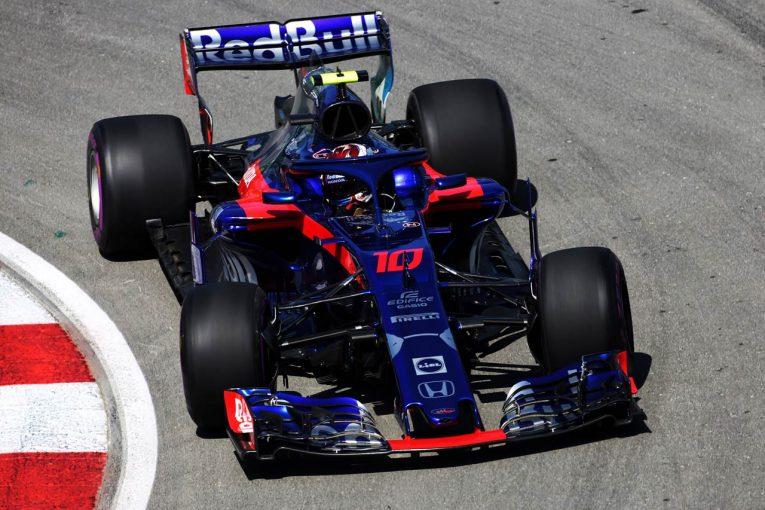 F1 | 【タイム結果】F1第7戦カナダGP フリー走行1回目