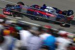 F1 | トロロッソ、ホンダの新パワーユニットに好感触「ドライバリティがとてもよく、問題も見当たらなかった」:F1カナダGP金曜