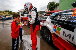【随時更新】WRC第7戦イタリア フォトギャラリー