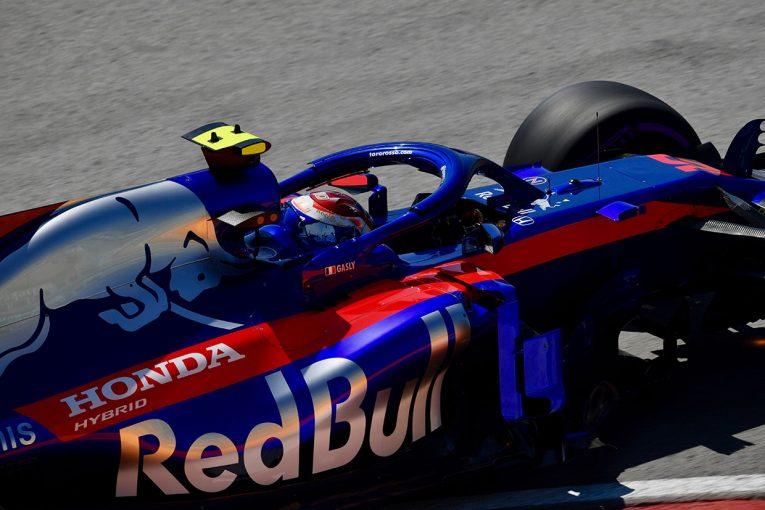 F1 | トロロッソ・ホンダF1密着:初日の新PUはトラブルフリー、ガスリーもトップ10争いに手応え