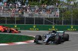 F1 | ボッタス「新エンジンという武器を持つライバルたちと、戦う自信がある」:F1カナダGP金曜