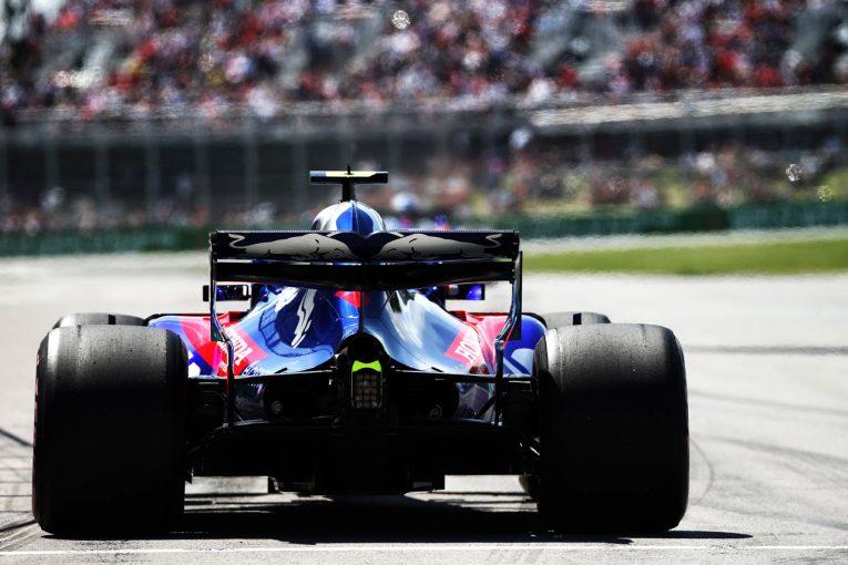 F1 | 【タイム結果】F1カナダGP FP3/好調フェルスタッペンがトップ。ハートレーが12番手につける