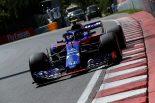F1 | F1 Topic:ガスリーのPU交換が決定、カナダGP決勝レースは暫定19番グリッドから