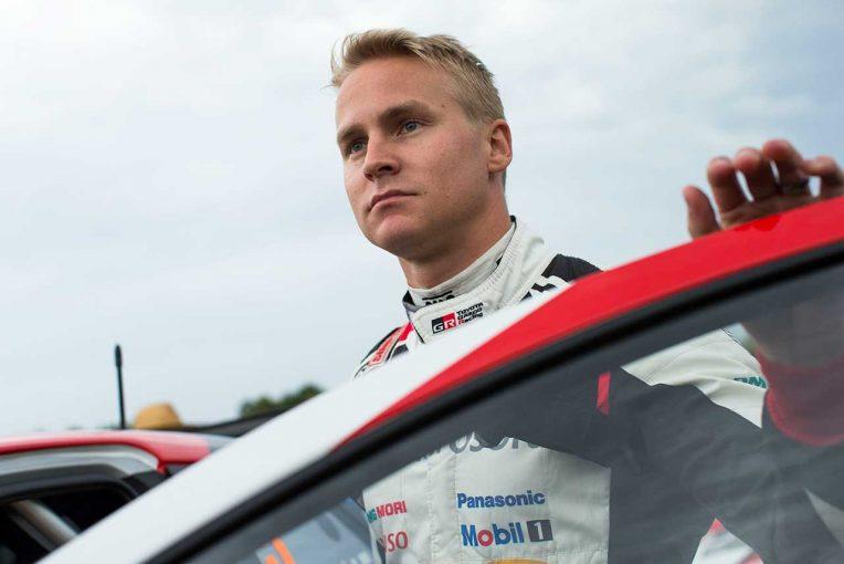 ラリー/WRC | トヨタのラッピ、ラトバラとのバトルが「クルマに問題が起きる形で終わったのは残念」/WRC第7戦イタリア デイ3後コメント