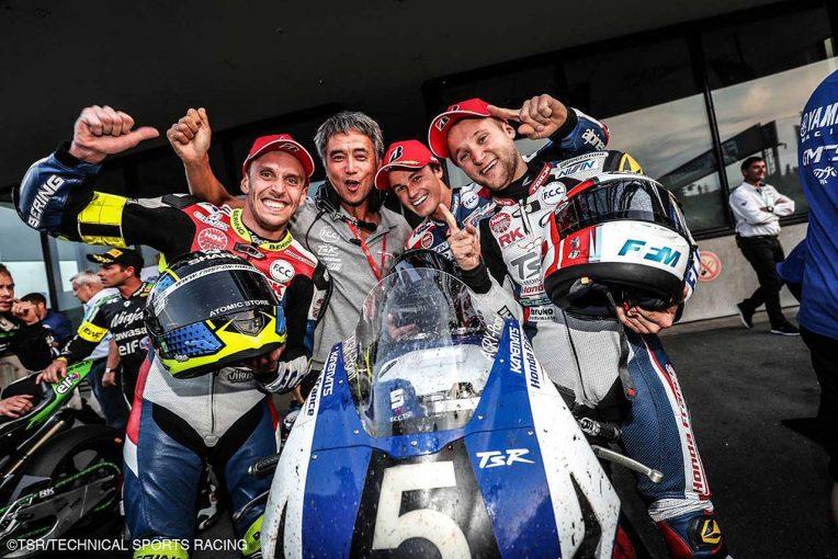 MotoGP | EWC第4戦:TSRホンダがシーズン2勝目。最終戦、鈴鹿8耐にランキング首位で挑む