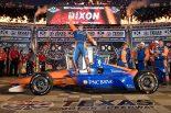 海外レース他 | インディ第9戦:ディクソンがクレバーな走りで今季2勝目。琢磨は我慢のレースに