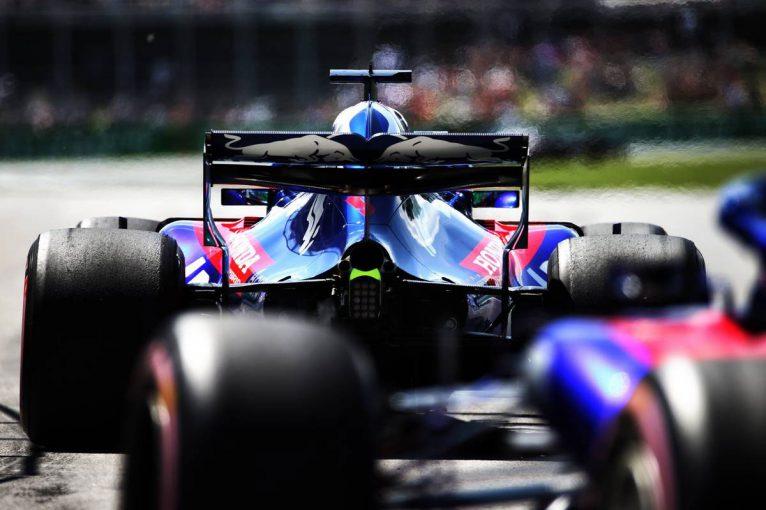 F1 | F1 Topic:カナダGPのFP3で発生したガスリーのパワーユニットトラブル。原因はホンダの新MGU-Hか