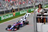 F1 | F1カナダGPはチェッカーフラッグのミスで2周短縮。順位が変更、リカルドのファステストラップは取り消しに